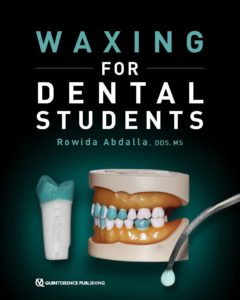 Quintessence publishing blog waxing for dental students solutioingenieria Images